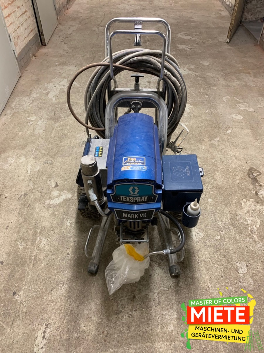Airless-Spachtel Graco Texpray Mark VII